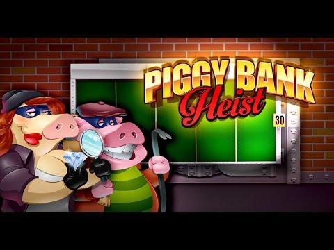 Bingo piggy bank