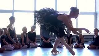 """Открытый урок в школе """"Русский балет"""" в Новосибирске."""