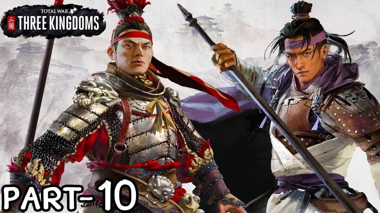 จูล่ง ปะทะ ลิโป้ - Total War Three Kingdoms ไทย #10