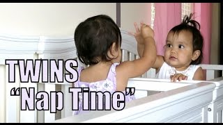What Twins Really Do During Nap Time -  ItsJudysLife Vlogs