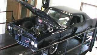 1972 Cutlass Supreme Dyno Test