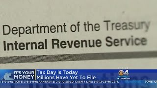 Last Day To File Income Tax Return