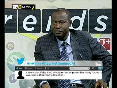 TRENDS EP10 B: South Africa Election.