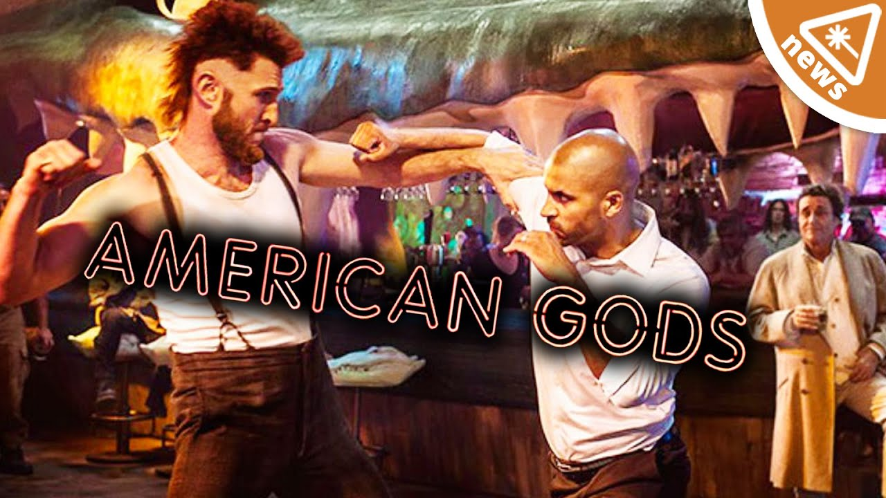 5 Reasons Why You Should Watch 'American Gods' Tonight On Starz