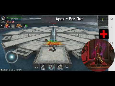 Avabel Online - League (Testing The FastBlood Awaken Ex)
