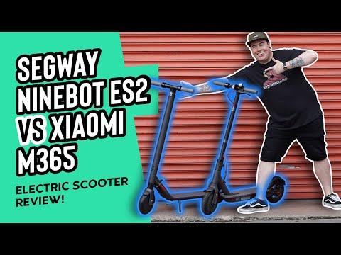 SEGWAY NINEBOT ES2 VS XIAOMI M365 - FULL BREAKDOWN SPECS / COMPARISON /  REVIEW - SkateHut