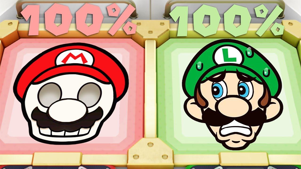 Super Mario Party MiniGames - Mario Vs Luigi Vs Daisy Vs Peach (Master Cpu)