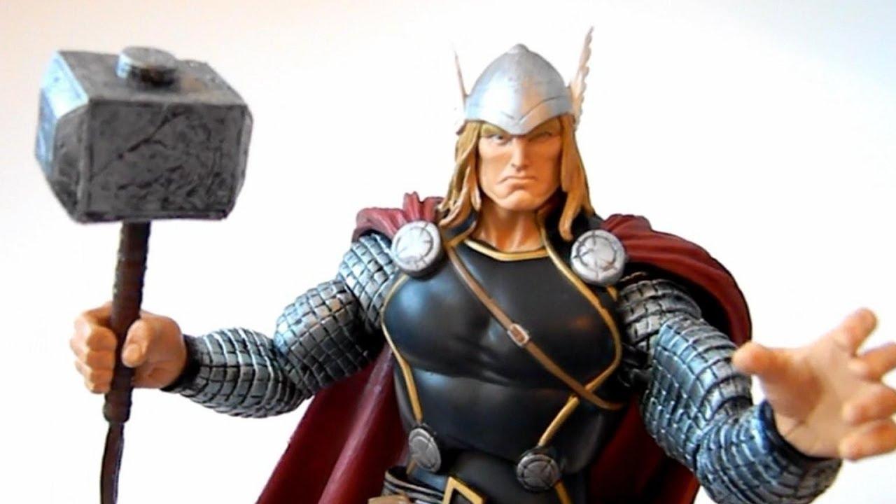 Marvel Legends Terrax Series Thor Marvel Legends Thor Review