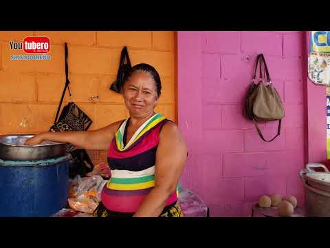 Horchata De Morro En Usulutan El Salvador YOUTUBERO SALVADOREÑO