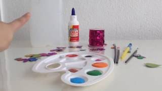 DIY FAIRY HOUSE-TROLLS HOUSE - WITH PLASTIC BOTTLE (idea from juf jannie) - YOUTUBE CRAFT- PART 1