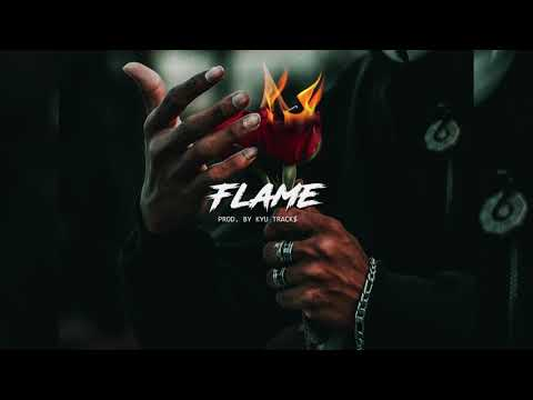 "[FREE] ANGRY Rap Beat – ""FLAME"" | HARD Trap Beats 2020 | Rap/Trap Instrumental (prod. Kyu Tracks)"