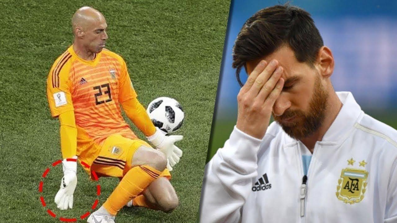 Los Errores de PORTEROS Más DIVERTIDOS Del Fútbol ?