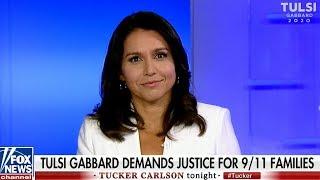 Tulsi Gabbard Demands End of Secrecy on 9-11/Saudis