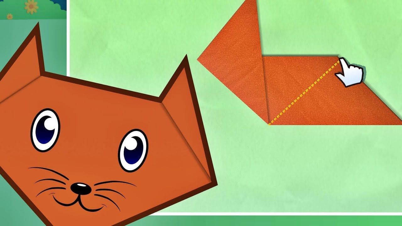 Play origami pets origami baby animals game app for kids youtube jeuxipadfo Choice Image