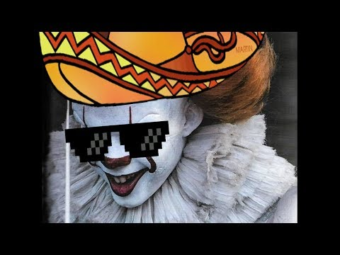 PennyWise Dances To Mexican Song PT2