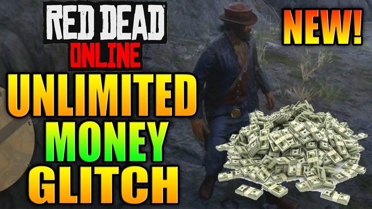 *NEW* Red Dead Online UNLIMITED MONEY GLITCH - Make Money Super Fast & Easy