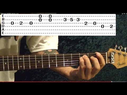 Twist and Shout by THE BEATLES - Guitar Lesson - Paul McCartney - John Lennon