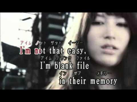 [Karaoke]Sonata Arctica - Blank File