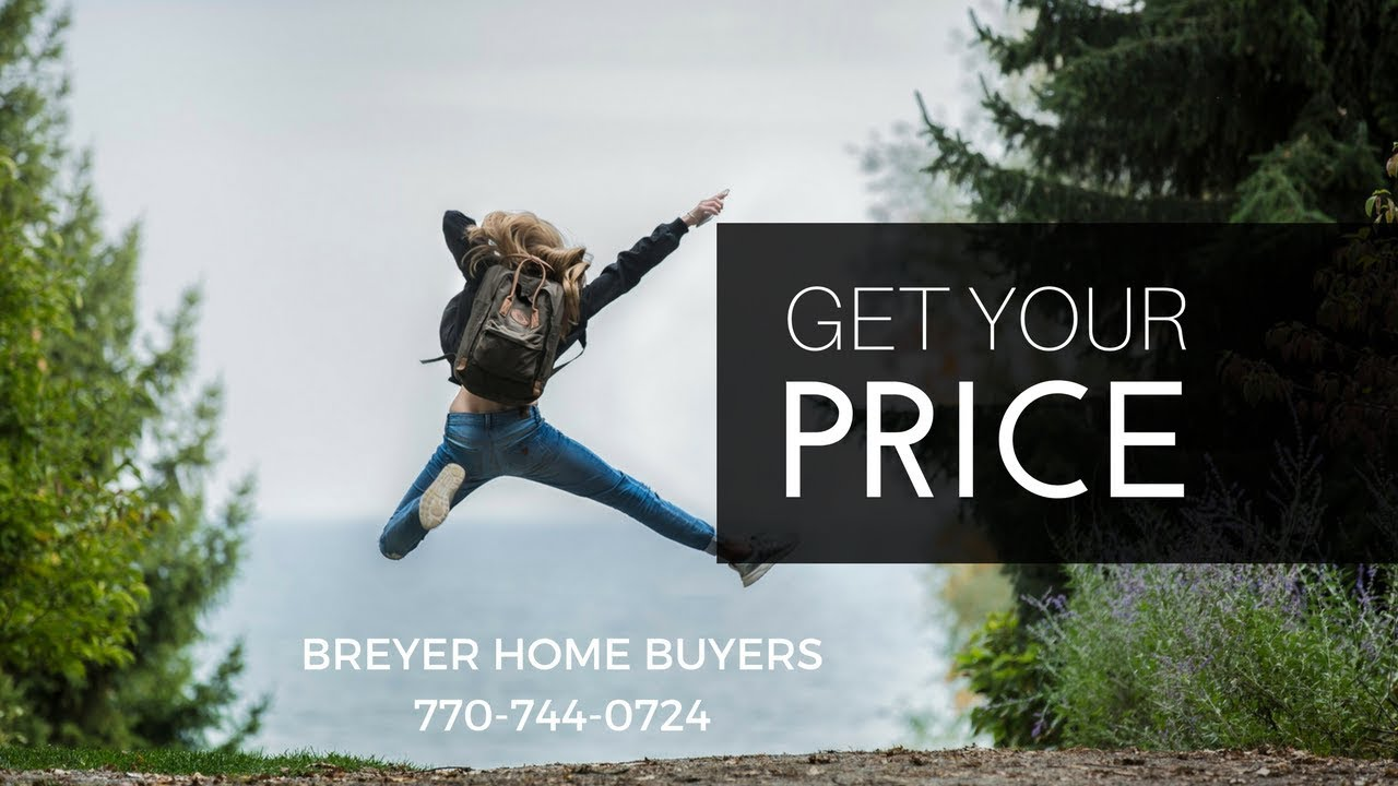 How To Set Your Asking Price When Selling a Home in Atlanta | Breyer Home Buyers 770-744-0724