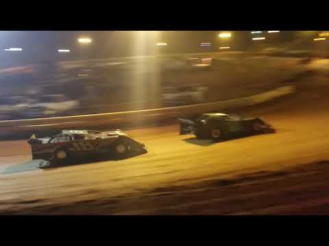 April 21, 2018 Hartwell Speedway Hobby Main Part 1