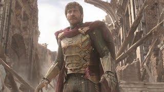 Spider-Man: Far From Home International Teaser Trailer (2019) Tom Holland, Jake Gyllenhaal Movie HD