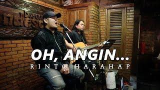 Rinto Harahap - Oh Angin (Live Cover By Bona Ventura & Mario Lintang)