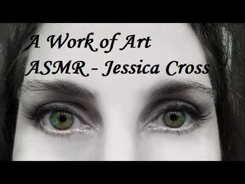 ASMR You are a Work of Art (Face Touching and Brushing, Personal Attention)