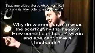 Video Islami Kisah Lucu Kesaksian Atheis Australia Jadi Muslim Ruben Abu Bakar