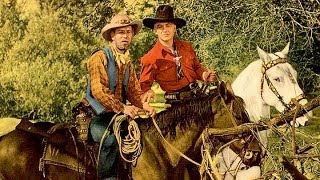 TWILIGHT ON THE TRAIL - William Boyd, Andy Clyde - Full Western Movie / 720p / English