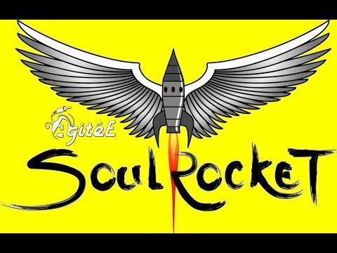 Soul Rocket Live L'AgitéE, Québec, Canada 29/07/2014