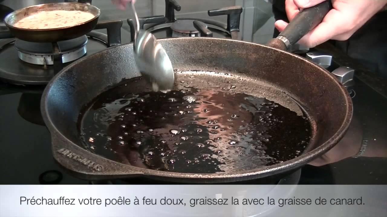 Recette aiguillettes de canard et sa sauce chalote - Cuisiner magret de canard a la poele ...