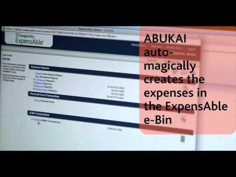 ABUKAI and Insperity ExpensAble