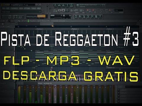 Beat Reggaeton Gratis #3 2015 (FLP/MP3/WAV  Free Download)