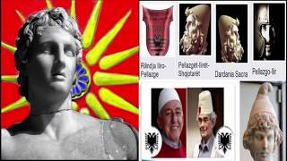 Gjenetika (prejardhja) e popujve të Ballkanit.