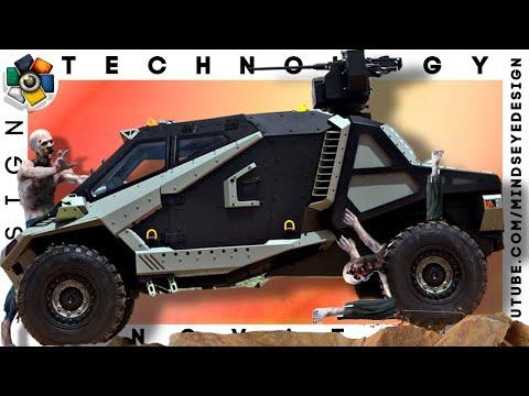 15 Survival Vehicles Plan B Ready | ATVs + Jetpack | Amphibious Motorcycle