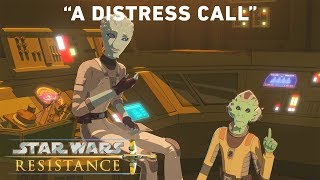 The Engineer Preview   Star Wars Resistance