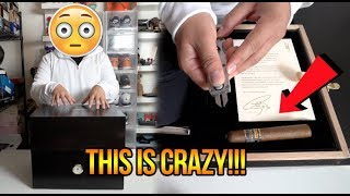 THE CRAZIEST SNEAKER PACKAGING EVER!!! (MUST SEE)
