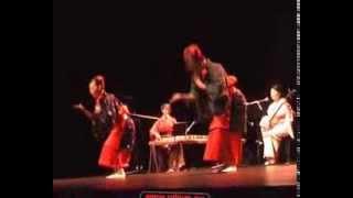 """Musique japonaise traditionnelle, """"Otemoyan"""""""