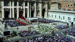 Đức Giáo Hoàng cầu nguyện cho các Kitô hữu Coptic tại Ai Cập bị tấn công khủng bố