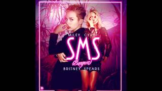 Miley Cyrus 03 - SMS (BANGERZ) feat. Britney Spears (AUDIO HQ) + lyrics