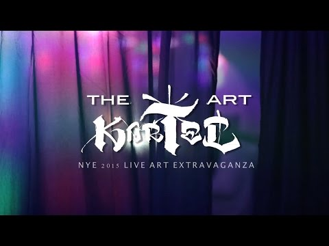The Art Kartel's NYE 2015 Live Art Extravaganza