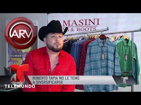 Roberto Tapia triunfa como empresario | Al Rojo Vivo | Telemundo