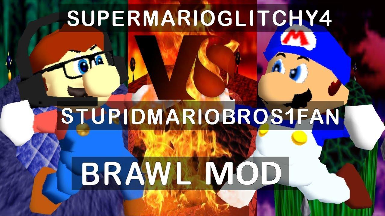 8 Bit Mario Texture Pack