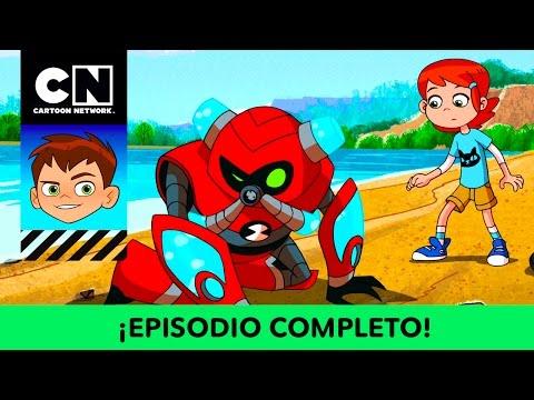 Filtro Acuatico | Episodio completo | Ben 10 | Cartoon Network