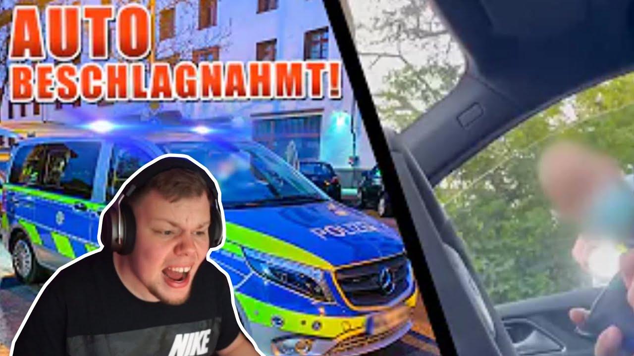 FÜHRERSCHEIN UND AUTO BESCHLAGNAHMT + Polizei Kontrolle | Tanzverbot REAKTION
