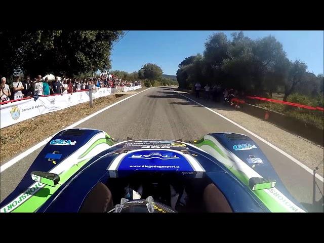 Diego DEGASPERI- Alghero Scala Piccada 2019 - max speed 265km/h
