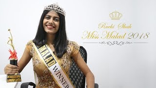 Not So Tech - Mobisium Lead Ruchi Shah Wins Miss Malad 2018 😇