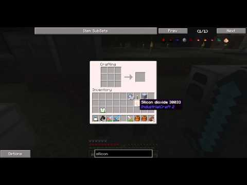 Crystal Memory - IndustrialCraft 2 Experimental - Minecraft Minute