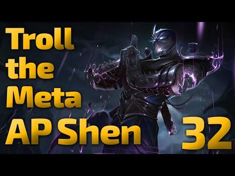 AP SHEN! BESTE RUNDE EVA   Troll the Meta   32