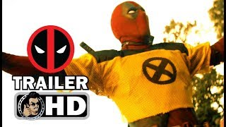 DEADPOOL 2 Complete Trailer Saga (2018) Ryan Reynolds Marvel Superhero Movie HD